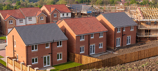 Britain s new build homes are the smallest in europe for Building an estate