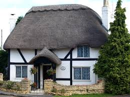 thatched-roof