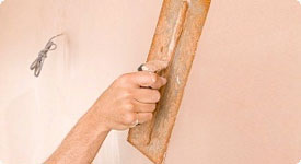 Plastering Services Bolton